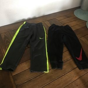 💙Boys Size 5 Nike Sweatpants Bundle